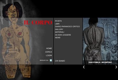 IlCorpo_Rivista