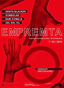 cartell_empremta festival internacional performance
